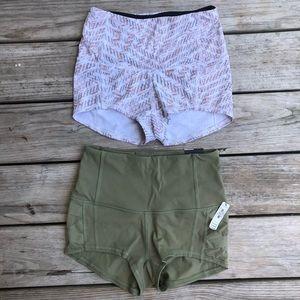 Victoria's Secret Sport Spandex Shorts